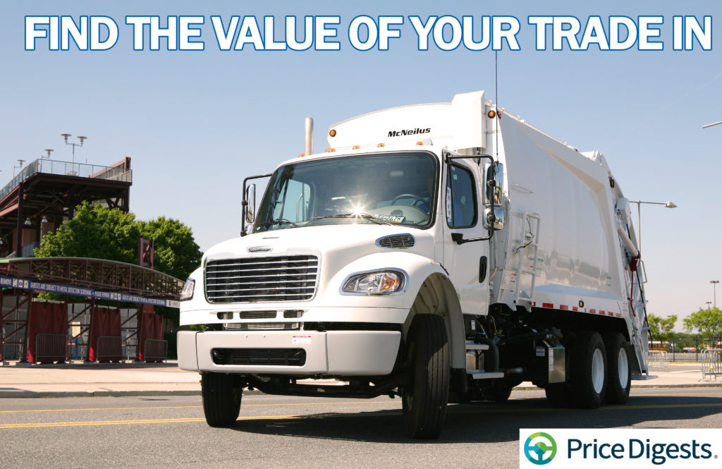 trucks and parts trade in value lookup at price digests